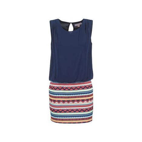 Moony Mood IEVELI women's Dress in Blue