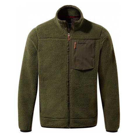 Craghoppers Mens Paxton Borg Fleece-Woodland Green-2XL