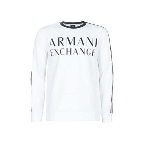 Armani Exchange 6GZM97-ZJ4DZ-1100 men's in White