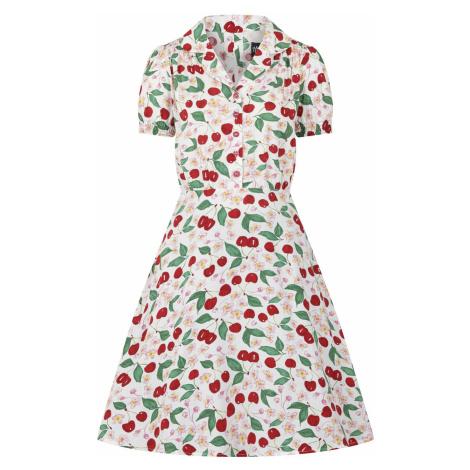 Hell Bunny - Simona Dress - Dress - white