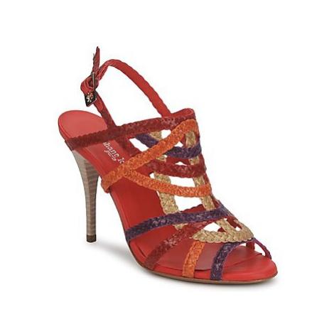 Stéphane Kelian OPERA women's Sandals in Red