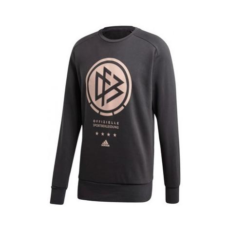 Germany SSP Crew Sweater - Dk Grey Adidas