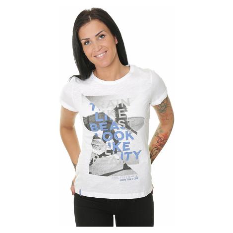 T-Shirt 4F H4L18-TSD015 - White