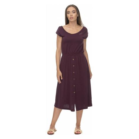 dress Ragwear Kraska Organic - 2030/Plum - women´s