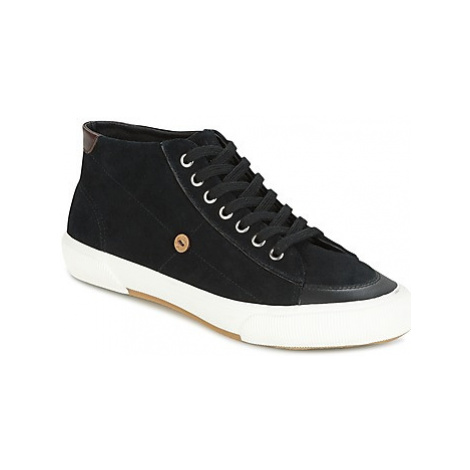 Faguo BIRCHMID02 men's Shoes (High-top Trainers) in Black
