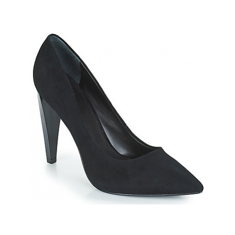 Guess OBELLA women's Court Shoes in Black