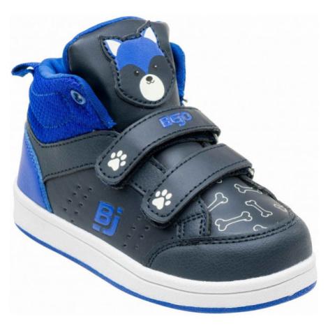 Bejo GODIE KDB dark blue - Kids' leisure shoes