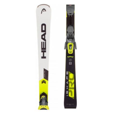 Head WC REBELS ISHAPE PRO AB + PR 11 GW - Ski set