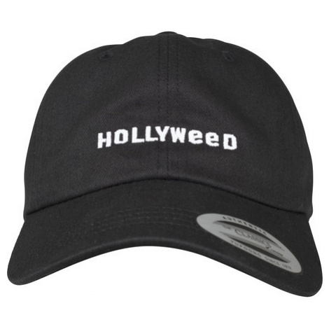 Urban Classics Hollyweed Dad Cap black