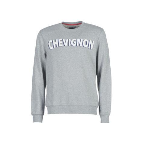Chevignon MARCEL men's Sweatshirt in Grey