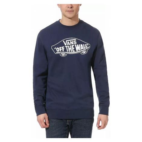 sweatshirt Vans OTW Crew II - Dress Blues - men´s