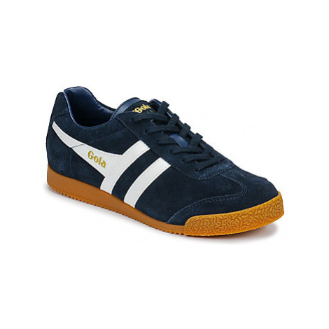 Gola HARRIER women's Shoes (Trainers) in Blue