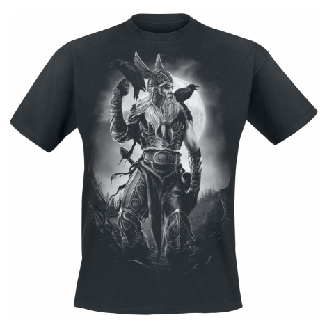 Toxic Angel - Odin - T-Shirt - black