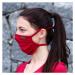 Progress MASK LITE wine - Bamboo mask with a pocket