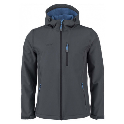 Willard JERED gray - Men's softshell jacket