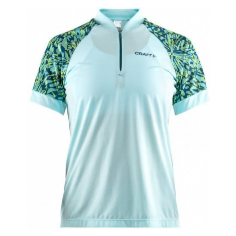 Craft CYKLODRES PULSE W green - Women's cycling jersey