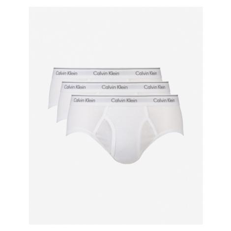 Calvin Klein Slips 3 Piece White