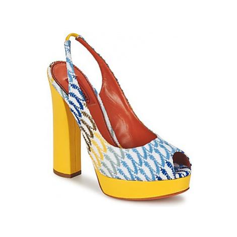Missoni XM005 women's Sandals in Multicolour