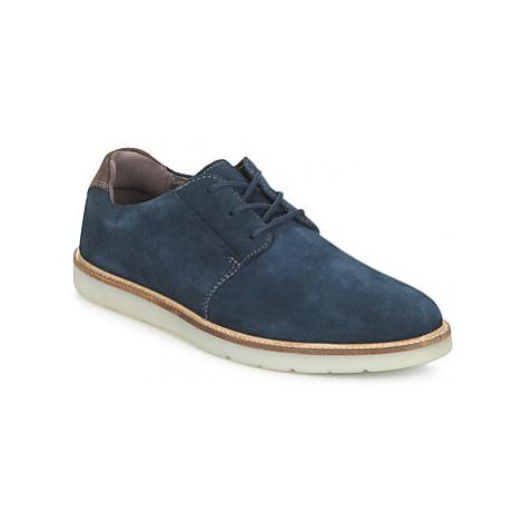 Clarks GRANDIN PLAIN men's Casual Shoes in multicolour