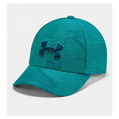 Boys' UA Printed Blitzing 3.0 Cap Under Armour