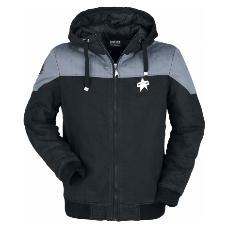 Star Trek - Picard - Winter jacket - black