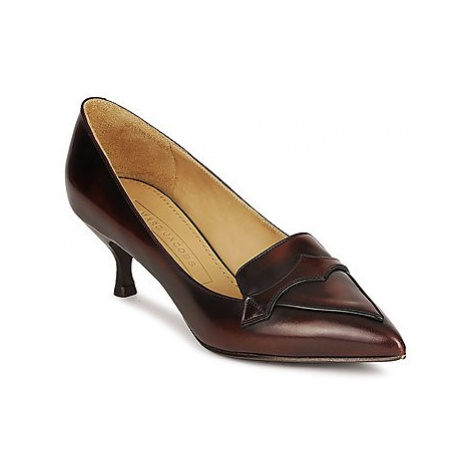 Marc Jacobs MJ19022 women's Court Shoes in Red