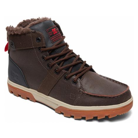 shoes DC Woodland - XCGK/Brown/Green/Black - men´s