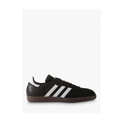 Adidas Samba Men's Football Trainers, Black/White