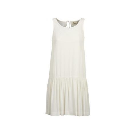 Stella Forest DELFINEZ women's Dress in White