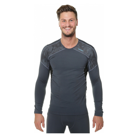 T-shirt Husky Active Winter LS - Anthracit