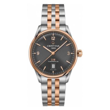 Certina Watch DS Powermatic 80