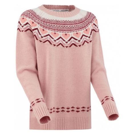 KARI TRAA SUNDVE KNIT pink - Women's sweater