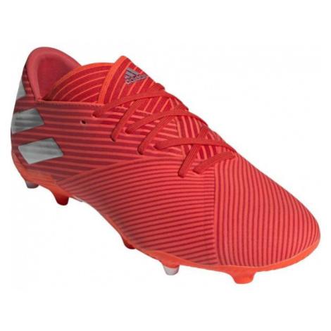 adidas NEMEZIZ 19.2 FG red - Men's football boots