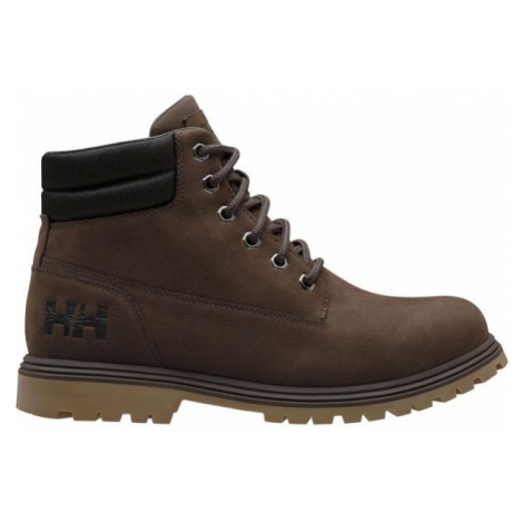Helly Hansen FREMONT brown - Men's winter shoes
