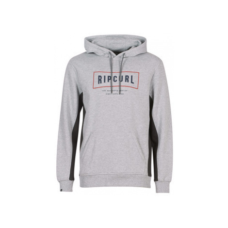 Rip Curl STRETCHED OUT FLEECE men's Sweatshirt in Grey