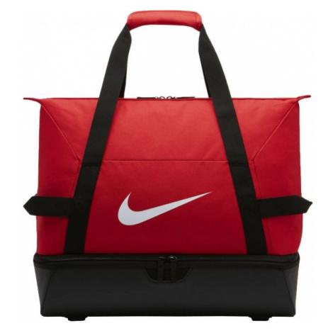 Nike ACADEMY TEAM L HARDCASE red - Football sports bag