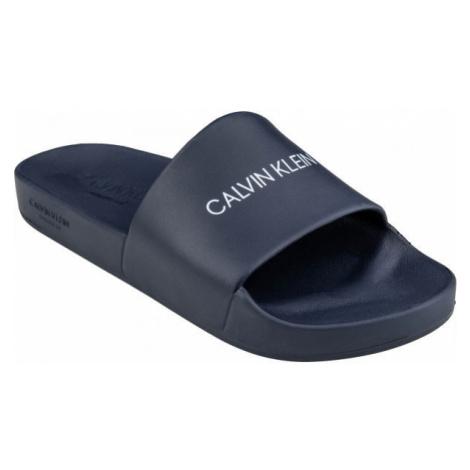 Calvin Klein ONE MOLD SLIDE black - Men's slippers