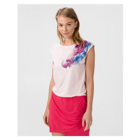Loap Algera Dress Pink White