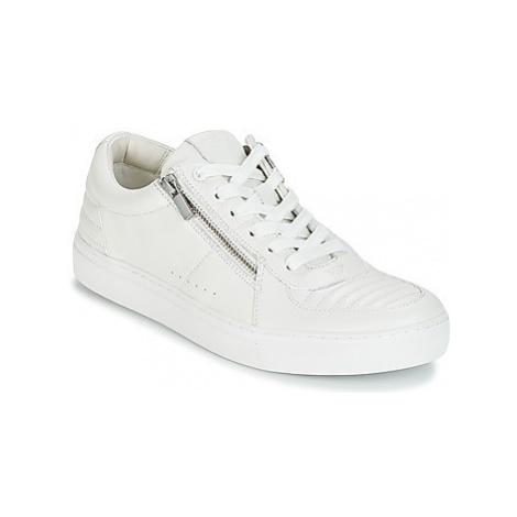 HUGO FURISM TENN MTZP1 men's Shoes (Trainers) in White Hugo Boss