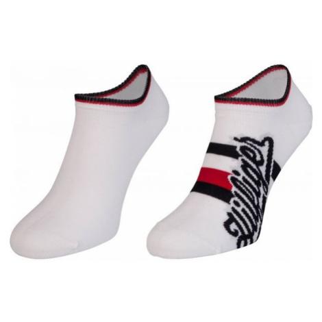 Tommy Hilfiger MEN HILFIGER SNEAKER 2P white - Men's socks