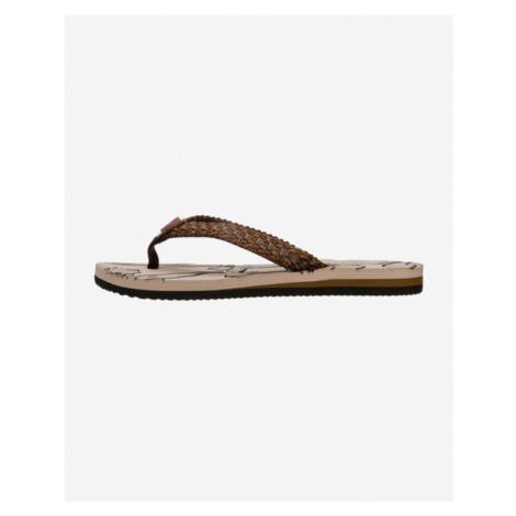 Sam 73 Flip-flops Brown Beige