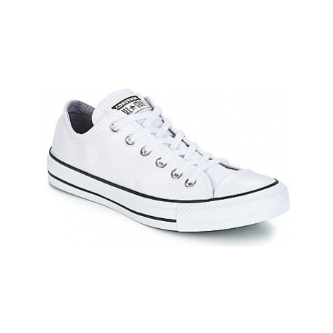 Converse CHUCK TAYLOR ALL STAR OX women's Shoes (Trainers) in White