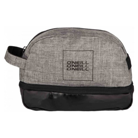 O'Neill BW TOILETRY BAG grey 0 - Toiletry bag