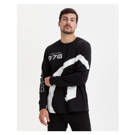 Diesel T-Just-LS-E2 T-shirt Black