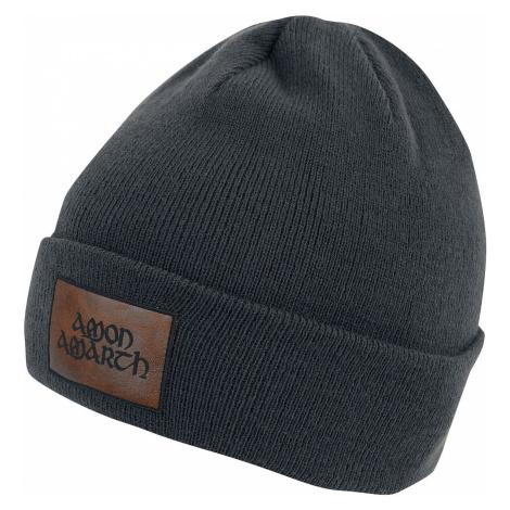 Amon Amarth Logo - Beanie Beanie grey