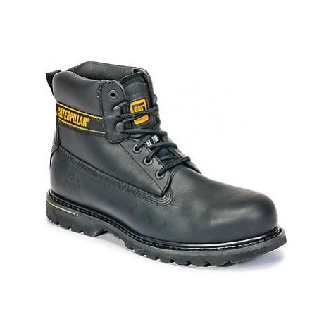 Caterpillar HOLTON ST SB men's Mid Boots in Black