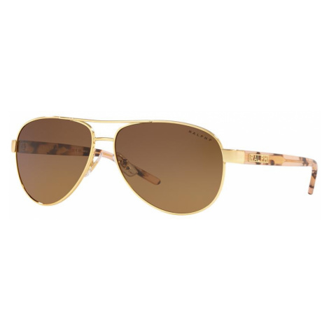 Ralph Woman RA4004 - Frame color: Gold, Lens color: Brown