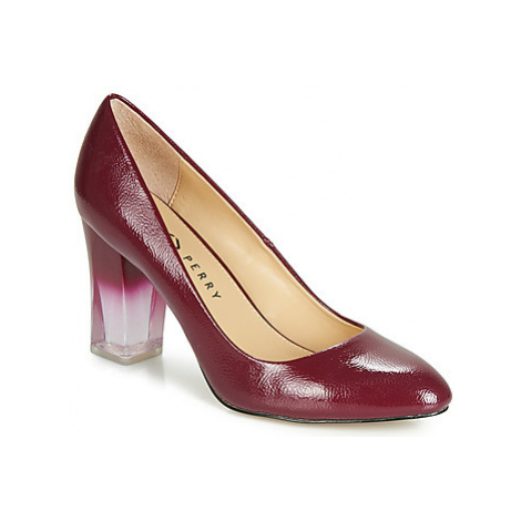 Katy Perry THE A.W. women's Court Shoes in Red