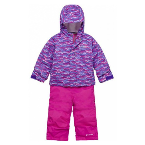 Columbia BUGA™ SNOW SET pink - Kids' winter set