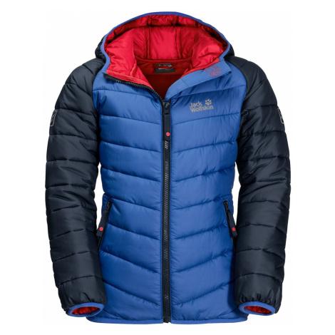 Jack Wolfskin Kids Zenon Insulated Jacket - Coastal Blue - 18-24 Months